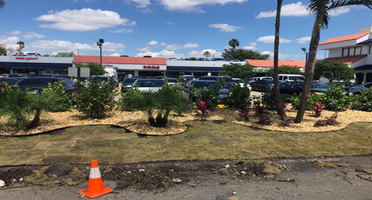 commercial landscaping boca raton