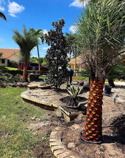 landscape design company boca raton