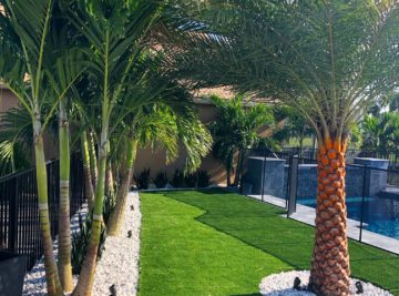 Residential Landscaping Company Boca