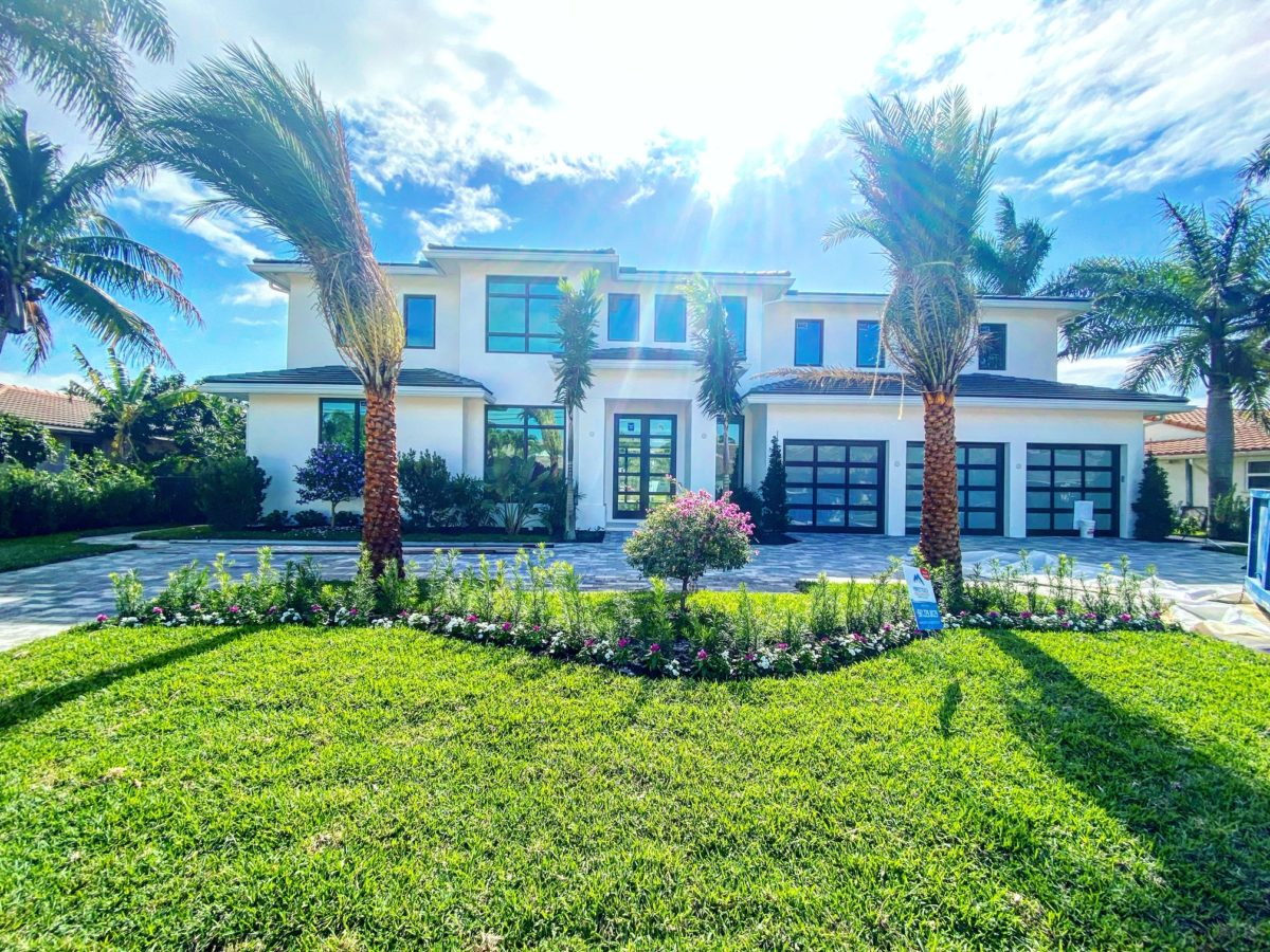Residential Landscaping company Boca Raton
